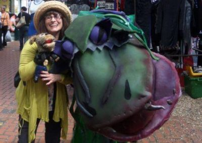 melissa and the wishing dragon